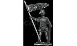Армия Генриха 8, капитан  12 54 мм Металл Ekcastings