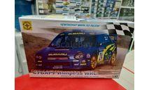 604309 Субару Импреза WRC 1:43 Моделист Возможен обмен, масштабная модель, scale43