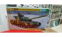 3591 Танк Т-80УД 1:35 Звезда возможен обмен, сборные модели бронетехники, танков, бтт, scale35