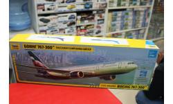 7005 Самолет 'Боинг-767' 1:144 Звезда возможен обмен, сборные модели авиации, Boeing, scale144