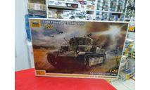 5064  Советский средний танк Т-28 (сборка с клеем) 1:72 Звезда Возможен обмен, сборные модели бронетехники, танков, бтт, scale72