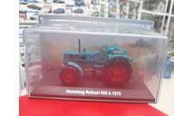 Hanomag Robust 900 A 1970 1:43 Hachette, масштабная модель трактора, scale43