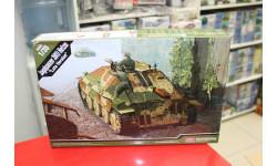 13230  САУ  Hetzer 1:35 Academy возможен обмен, сборные модели бронетехники, танков, бтт, scale0