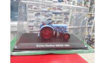Eicher Panther EM295 1964 1:43 Hachette, масштабная модель трактора, scale43