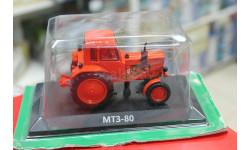 Тракторы №6. МТЗ-80 1:43 Hachette возможен обмен, масштабная модель, Тракторы. История, люди, машины. (Hachette collections), scale43