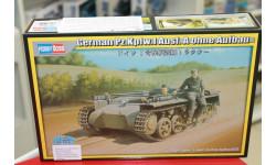 80144  German Pz.Kpfw.1 Ausf. A ohne Aufbau 1:35 Hobby Boss возможен обмен, сборные модели бронетехники, танков, бтт, scale35