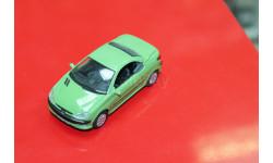 Peugeot 206 Cabrio 1:43 Cararama возможен обмен