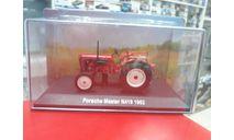 Porsche Master N419 1962 1:43 Hachette, масштабная модель трактора, scale43
