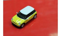 Mini Cooper 1:43 Cararama возможен обмен