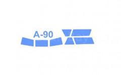 А-90 Орленок набор окрасочных масок Звезда 1144  14401 KV-Model