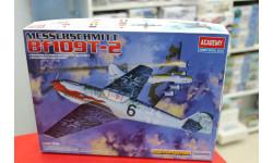 12225 самолет  Мессершмитт BF-109Т-2 1:48 Academy возможен обмен, сборные модели авиации, scale0