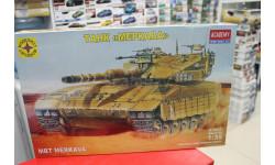 303531  танк  Меркава  1:35 Моделист возможен обмен, сборные модели бронетехники, танков, бтт, scale35