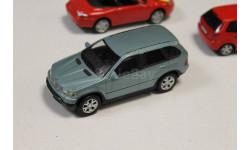 BMW X5 без коробки 1:43 Cararama