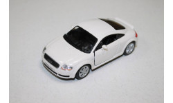 Audi TT белая 1:43 Cararama возможен обмен, масштабная модель