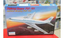14401 Боинг 707-121 1:144 Восточный Экспресс возможен обмен, сборные модели авиации, Boeing, scale72
