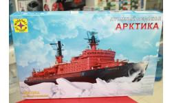 140004  атомный ледокол 'Арктика' 1:400 Моделист возможен обмен, сборные модели кораблей, флота, scale0