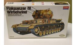 13236  WIRBELWIND 1:35 academia, сборные модели бронетехники, танков, бтт, 1/35, Academy