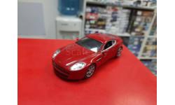 Суперкары: Aston Martin V8 Vantage 1:43 Deagostini возможен обмен