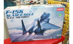 12213 самолет  F-15K 1:48 Academy возможен обмен, сборные модели авиации, scale32