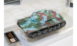 KV-1 финский 1:72 Easy Model возможен обмен