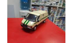 Автомобиль на Службе №14 ГАЗ-3302 «Ратник» без блитсера 1:43 Deagostini возможен обмен