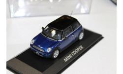 MINI COOPER 1:43 Minichamps  Возможен обмен