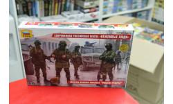 3665 Современная российская пехота 'Вежливые люди' 1:35 Звезда возможен обмен, миниатюры, фигуры, scale35