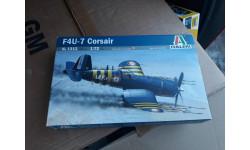 1313ИТ Самолет F4 U-7 Corsair 1:72 italeri возможен обмен