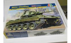 Обмен. 6502  M24 CHAFFEE 1:35 Italeri, сборные модели бронетехники, танков, бтт, 1/35