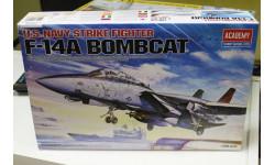 Обмен 12206 F-14 'Бомбкэт' Academy, сборные модели авиации, 1:48, 1/48