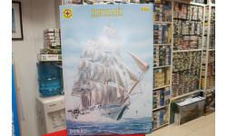 115062  корабль  'Дунай' 1:150 Моделист возможен обмен, сборные модели кораблей, флота, scale0