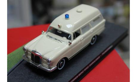Mercedes - Benz 230 (W110) Binz 1:43 The James Bond Car Collection возможен обмен, масштабная модель, scale43