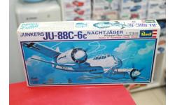 H-165 JU-88C-6c 1:72 Revell  возможен обмен, сборные модели авиации, 1/72