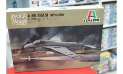1392 самолёт  A-6E TRAM Intruder 1:72 Italeri возможен обмен, сборные модели авиации, scale72