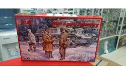 35051 Пехота РККА, 1939-1942, фигуры 1:35 ICM возможен обмен