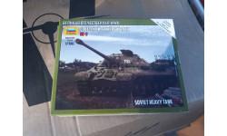 6194 Советский тяжелый танк ИС-3  1:100 Звезда возможен обмен