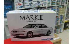 05680 Toyota Mark II Tourer V JZX100 1:24 Aoshima возможен обмен, масштабная модель, scale24