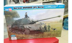 82444 Танк German VK4502 (P) Vorne 1:35 Hobby Boss возможен обмен, сборные модели бронетехники, танков, бтт, scale35