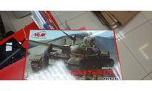 35601 Советский танковый экипаж (1979-1988) 1:35 ICM возможен обмен, миниатюры, фигуры, scale35