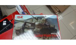 35601 Советский танковый экипаж (1979-1988) 1:35 ICM возможен обмен