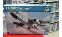 1375 самолёт  RB-66B 'DESTROYER'  1:72 Italeri возможен обмен, сборные модели авиации, 1/72