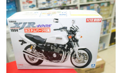 05326 Yamaha XJR400S With Custom Parts 1:12 Aoshima возможен обмен