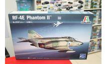 2737ИТ Самолет Rf-4E Phantom II 1:48 Italeri  возможен обмен, сборные модели авиации, Звезда, scale48