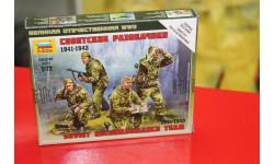 6137  Советские разведчики  1:72 Звезда  Возможен обмен