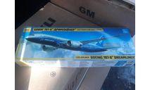 7008 Самолет 'Боинг 787' 1:144 Звезда возможен обмен, сборные модели авиации, Ильюшин, scale144