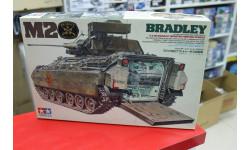 35132 Амер. М2 Bradley IFV 1:35 Tamiya возможен обмен