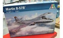 1387  самолёт  Martin B-57B  (1:72)) Italeri возможен обмен, сборные модели авиации, scale0