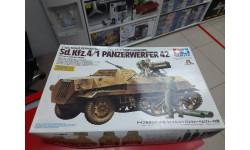 37017 German Self-Propelled Rocket Launcher Sd.Kfz.4/1 Panzerwerfer 42 1:35 Tamiya  возможен обмен