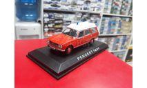 Peugeot 504 Ambulance Break 1:43 Norev  возможен обмен, масштабная модель, scale43