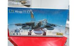 60316 Mirage F1-CT 1:72 Heller  возможен обмен